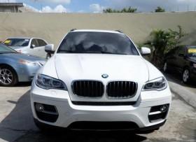 BMW Serie X 6 TWIN TURBO 2014