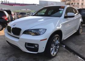 BMW Serie X 6 X DRIVE 2013