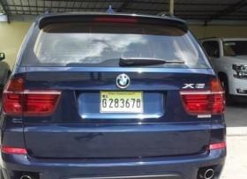 BMW Serie X2013
