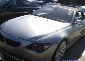 BMW Series 6 645 2005