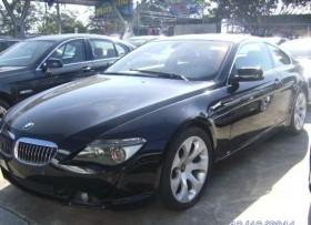BMW Series 6 645 2007