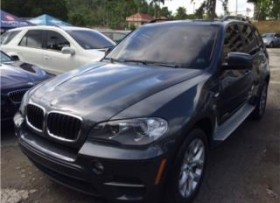 BMW X-5 SPORT PREM -TWIN TURBO -2012