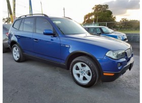 BMW X3 2007 NEGOCIABLE EN DEALER