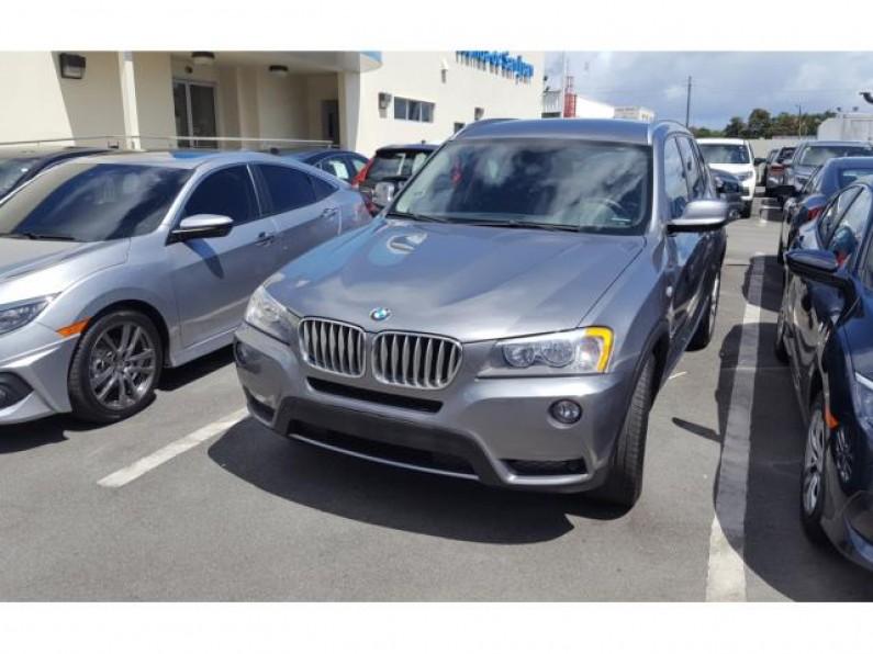 BMW X3 2014 SOLO 19 MIL MILLAS