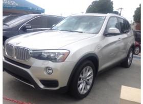 BMW X3 2015 IMPORTADO