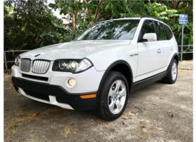BMW X3 30SI 2008