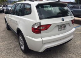 BMW X3 PANORAMICA PAGA SOLO 226