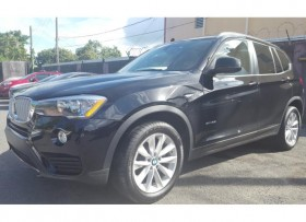 BMW X3 S-DRIVE 2016