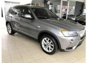 BMW X3 Xdrive 35 2012