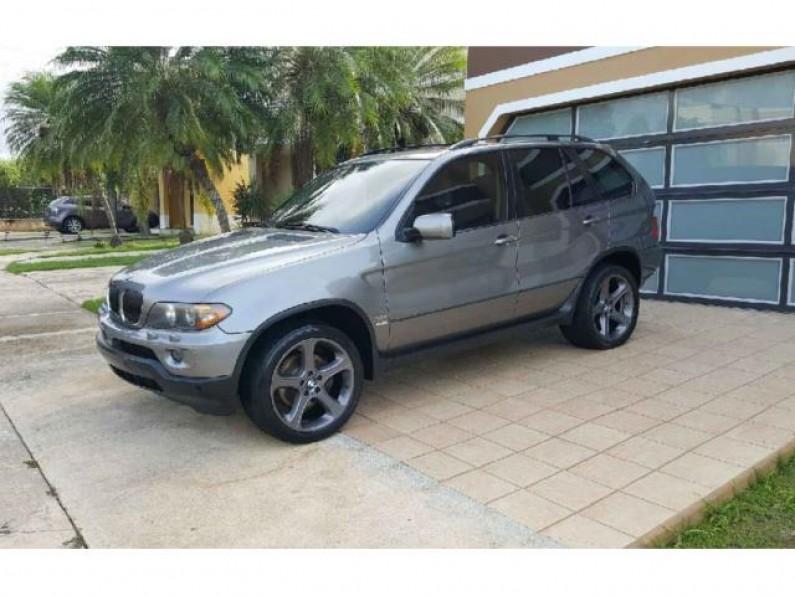 BMW X5 30L 2004
