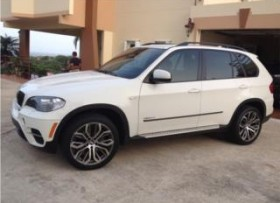 BMW X5 35I 2011 TWIN TURBO ARO 20