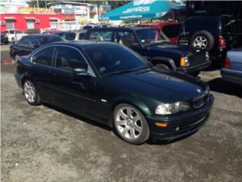 BMW325 CI2002