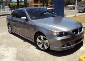 BODY KIT M5 CHEQUEALO BMW 525 2006