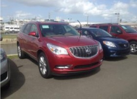 BUICK ENCLAVE 2014 PRE OWNED