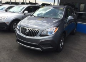 BUICK ENCORE TURBO 2014