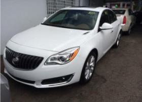 BUICK REGAL 2014 TURBO