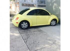 Beetle Turbo amarillo 1999 std 3900
