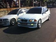 Bmw 323i 2000 Full Blanco