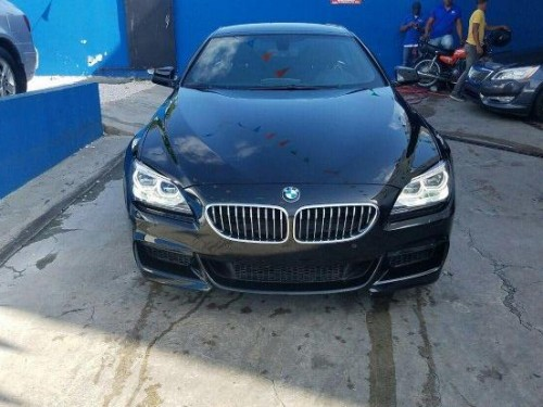 Bmw 640i serie 6 convertible