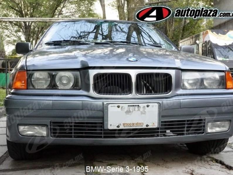 Bmw Serie 3 1995 4p 325ia Aut Piel