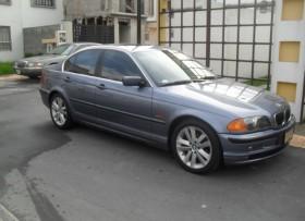 Bmw Serie 3 2001 4p 320i 5vel Piel