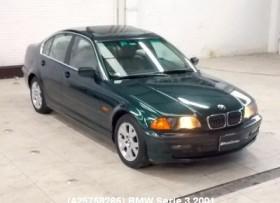 Bmw Serie 3 2001 4p 320ia Aut Piel