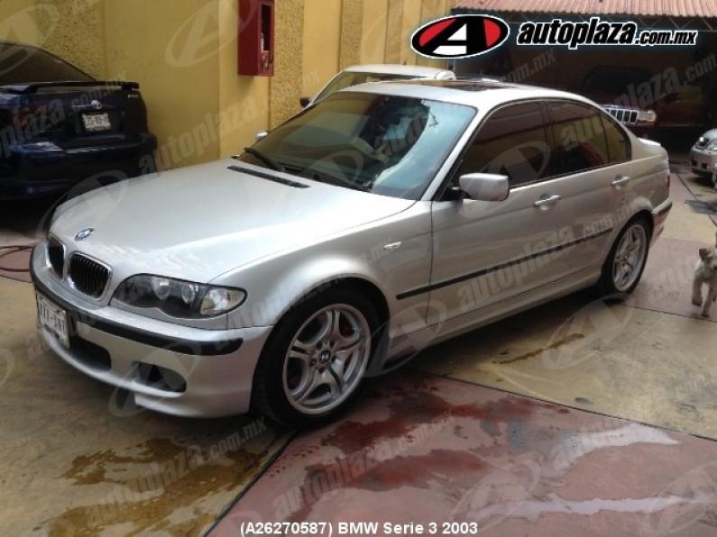 Bmw Serie 3 2003 4p 330i F1