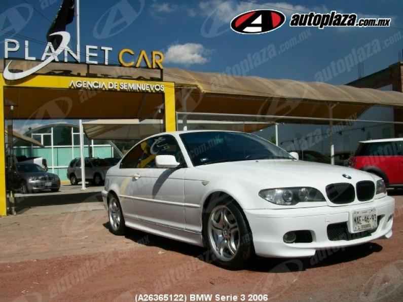 Bmw Serie 3 2006 2p 325ci Coupe Aut F1