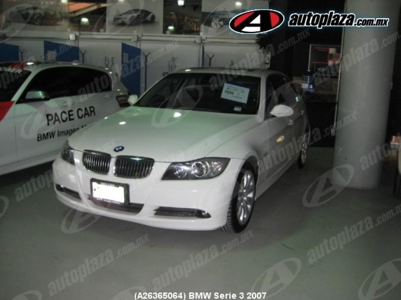 Bmw Serie 3 2007 4p 325ia Aut