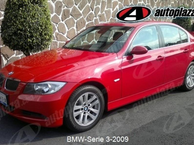 Bmw Serie 3 2009 4p 325ia Aut