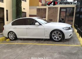 Bmw Serie 3 2011 4p 325ia M Sport Aut