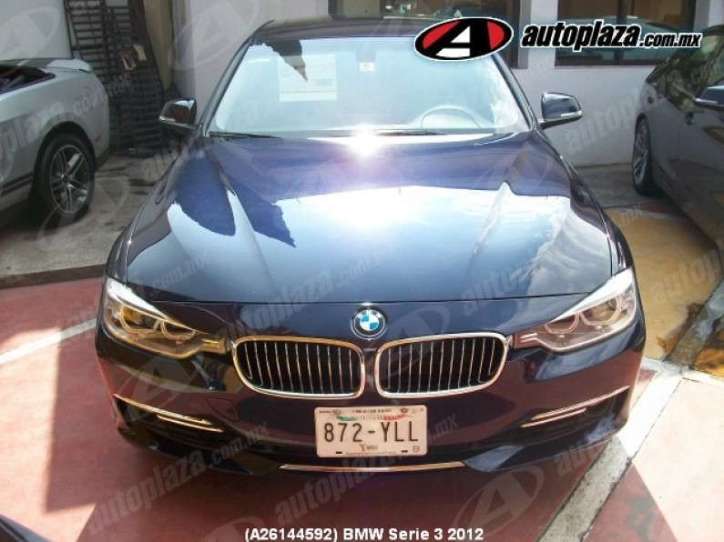 Bmw Serie 3 2012 4p 328ia Luxury Aut