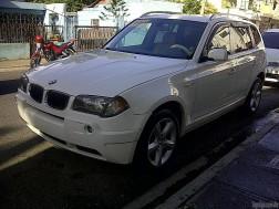 Bmw X3  2005 en venta