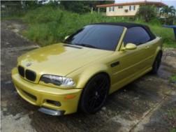 Bmw M3 E46 2004 Como Nuevo Dorado 20363 Autos Pr
