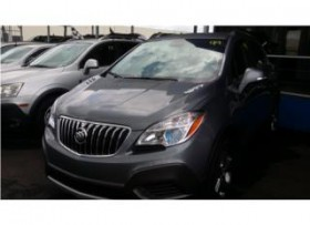 Buick Encore 2014 14 turbo