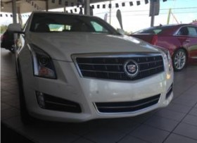 CADILLAC ATS PRE OWNED