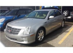 CADILLAC STS -LEATHER -V8 -25K MILLAS-2008