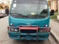 CAMIÓN SAMSUNG SV110 2001   EN EXCELENTE CONDICIONES