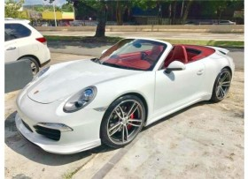 CARRERA S 2013 8700 MILLAS