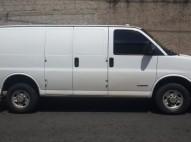 CHEVROLET EXPRESS 2005 van carga furgoneta