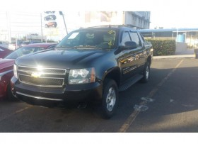 CHEVROLET AVALANCHE 2012 INMACULADA
