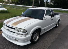 CHEVROLET S10 XTREME 2000