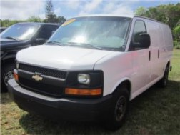 CHEVROLET VAN EXPRESS 2005