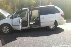 CHRYSLER Town country 2005 Electrica