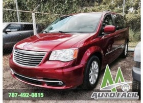 CHRYSLER TOWN &COUNTRY 2013LIQUIDACION