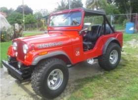 CJ5 1971