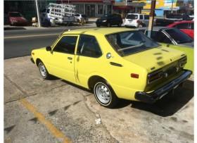 COROLLA 1976 AMARILLO REMATO 3500