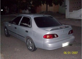 COROLLA 2000 AUTOMATICO