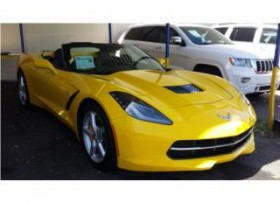 CORVETTE STINGRAY 2014 CONVERTIBLE 1LT