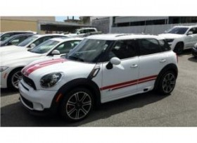 COUNTRYMAN JOHN COOPER WORKS 7K MILLAS